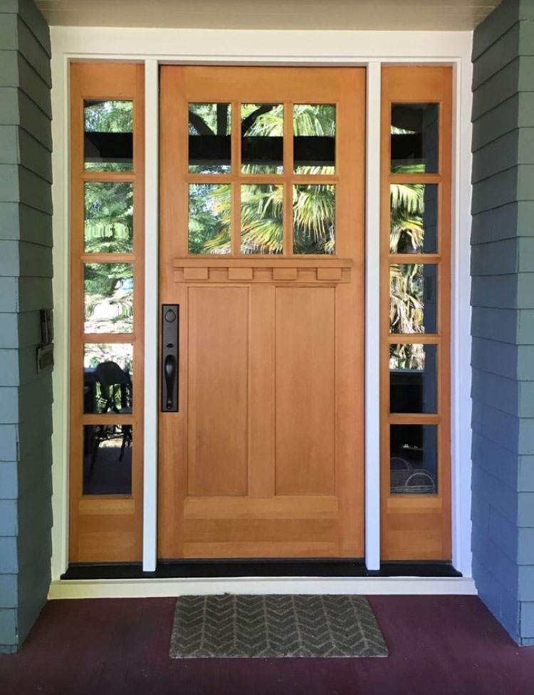 entry door replacement portland