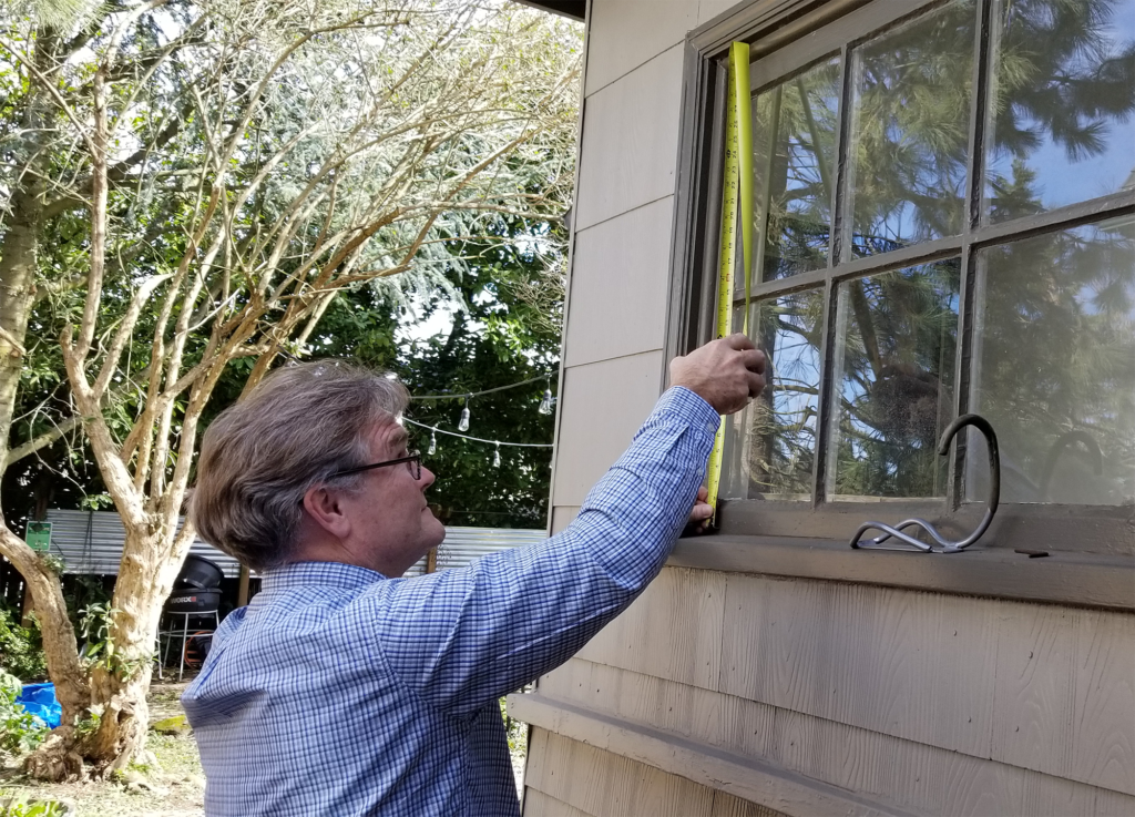 measuring for new windows